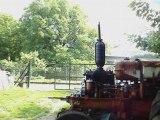 Demarrage tracteur renault 7013 Perkins P4TA Diesel