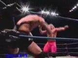 WWA -  AJ Styles vs Jerry Lynn
