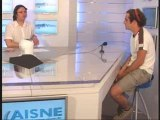 AISNE TV - MAGAZINE CULTURE - JUIN 2008