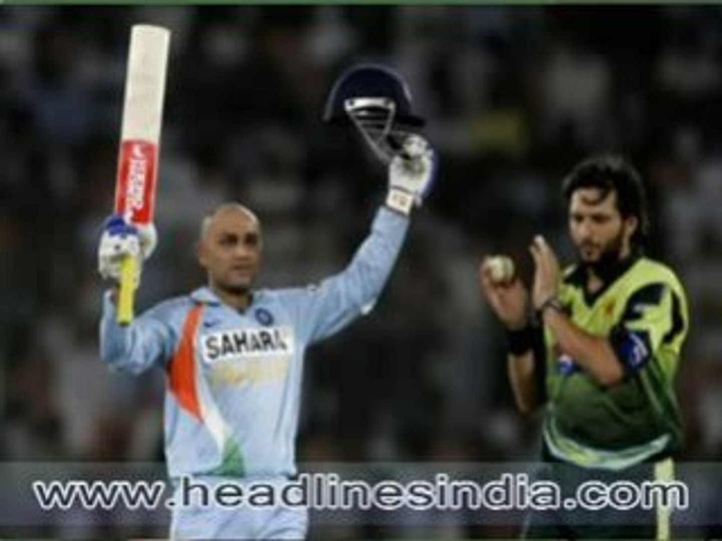 India beat Pakistan by six wicket, News On India
