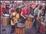 AGOGO PERCUSSIONS SAMB'ART 2008 Fête de la Musique
