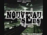 """NOUVEAU SENS - """"SERRER LES COUDES"""" - AK47 REECORDS"""