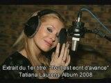 Tatiana Laurens - Tout est ecrit d'avance