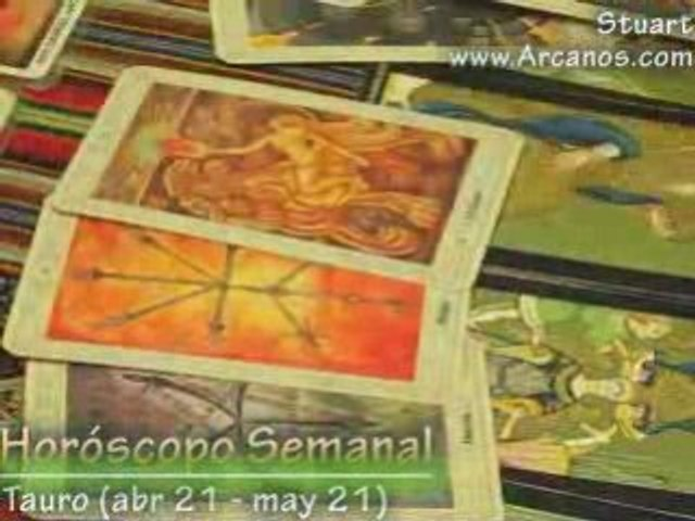 Horoscopo Tauro 29 de Junio al 5 de Julio 2008 - Tarot