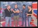 James Marsters & David Boreanaz  sur MTV 2004