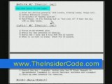 Forex Stock Trading - TheInsiderCode.com Mac X pt.23b