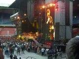 Bruce Springsteen en concert Paris PARC DES PRINCES 27 06 08