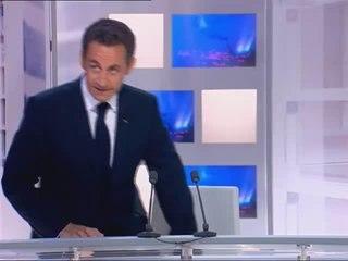 Sarkozy en off sur France 3