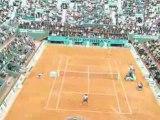 Le TCSP en visite à Roland Garros