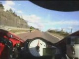 lim course poursuite en moto