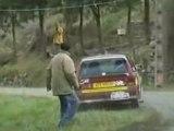 Ange Gardien accident voiture évité
