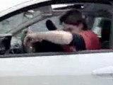 Fiat Punto Video virale - Buzz - Voiture volante