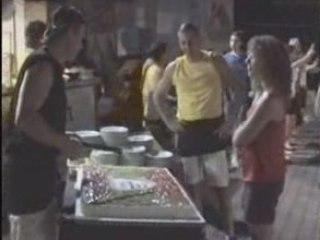 Cena Sociale 2008 del Rione Mota: Taglio della torta