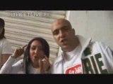 Inedits LIM makin of du clip (determiner) rap au feminin