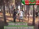entrainement du 02/07/2008