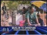 IRAK Milliers de convertis musulmans Islam-Christianity