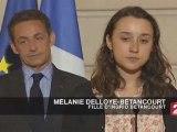 "Mélanie Delloye-Betancourt : ""Maman est là  !"""