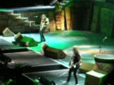 "IRON MAIDEN ""THE CLAIRVOYANT"" BERCY MERCREDI 2 JUILLET 2008"
