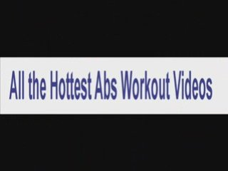 male abs, female abs, abs workout videos