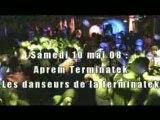 Pub aprem dance electro gibus rentrée 2008
