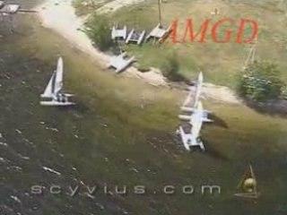 Reportage sur le lac de Langogne : SCYVIUS