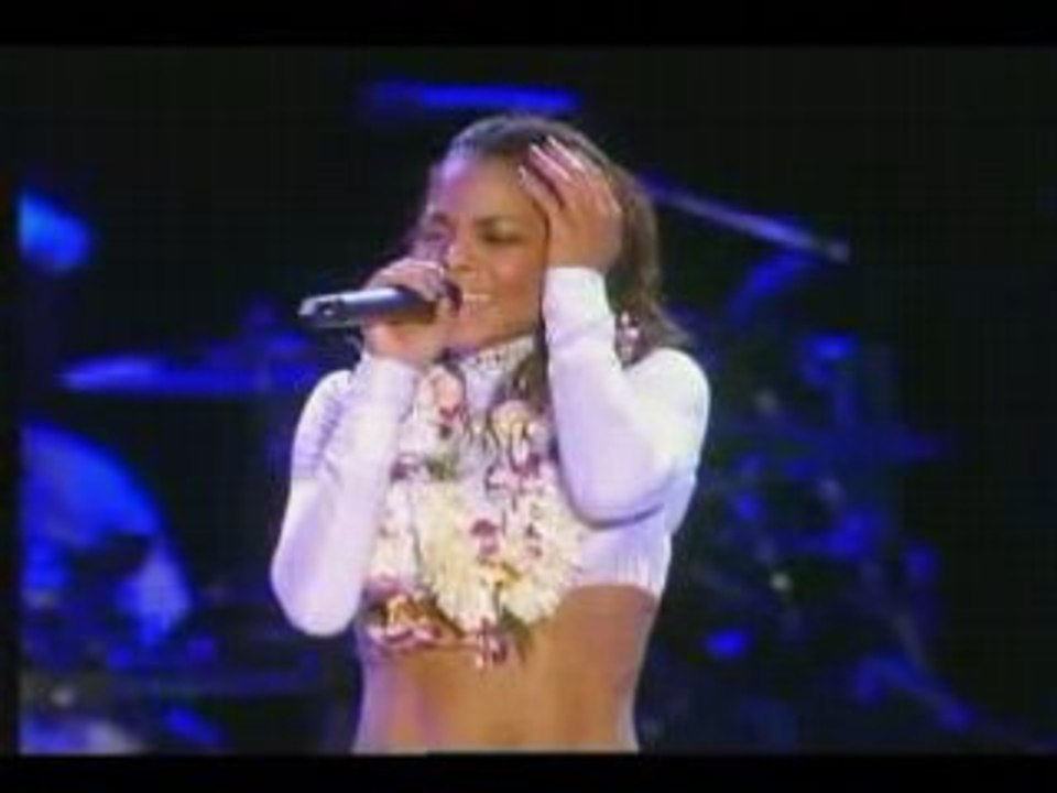 Janet Jackson - Together Again (Live From Hawaii)