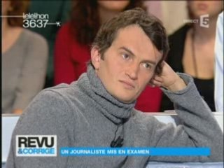 Vidéo de Guillaume Dasquié