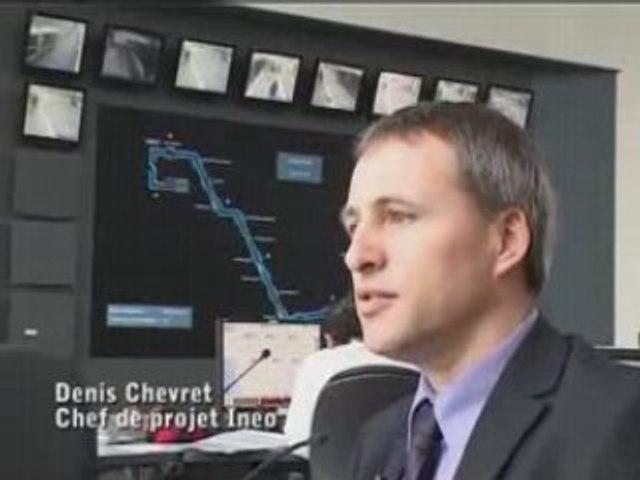 Reportage sur le tramway de Nice