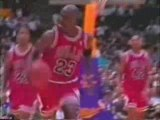 NBA BASKETBALL - Mickael Jordan bloopers