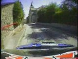 rallye du Rouergue Da Cunha 206 WRC