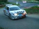 Problème pour Augoyard 306 Maxi rallye du Rouergue 2008