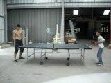 Moi et romain ki jou au ping pong