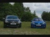 Clio 3 RS vs Clio V6 PH2