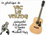 Vic le viking (générique à la guitare 12 cordes)