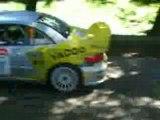 Bengué Rallye du Rouergue 2008 Peugeot 307 WRC