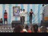Show break-dance fête des couleurs kfm crew