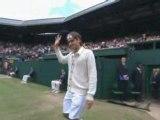 Federer VS Nadal - Wimbledon 2008