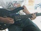 Guitariste Fou - Crazy Train