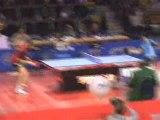 Finale de la Champions League de Tennis de Table