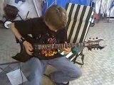 Guitariste solo