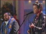 Lou Reed and Luciano Pavarotti Perfect Day 2001