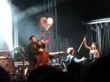 Dionysos deferlantes 2008 entrée