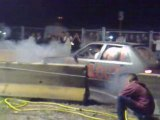 Burn 205 magny-cours 2008