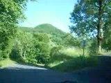Tour de France 2008, descente du Puy Mary, Cantal