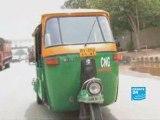 Les rickshaws écolos de New Delhi