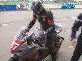 Video cfe Le Vigeant sur Motor TV