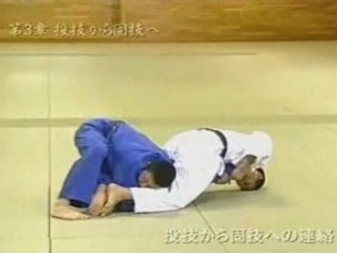 Kashiwazaki Yokotomoe to jujigatame