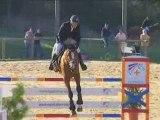 équitation saut d'obstacle Bruno Baup étriers k'vall
