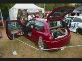 GTI tuning internationnal magny cour 2008