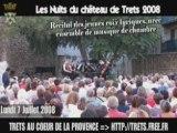Recital des jeunes voix lyrique2008